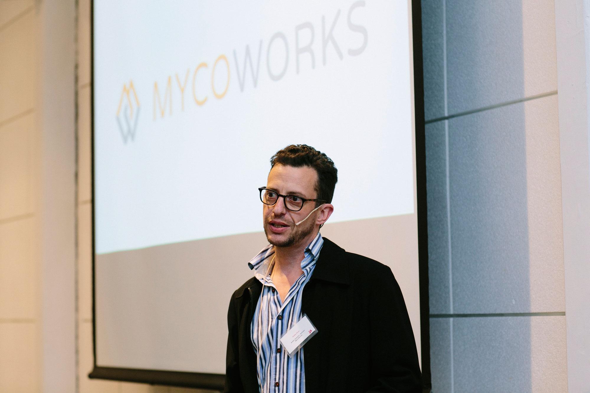 Phil Ross- Mycoworks