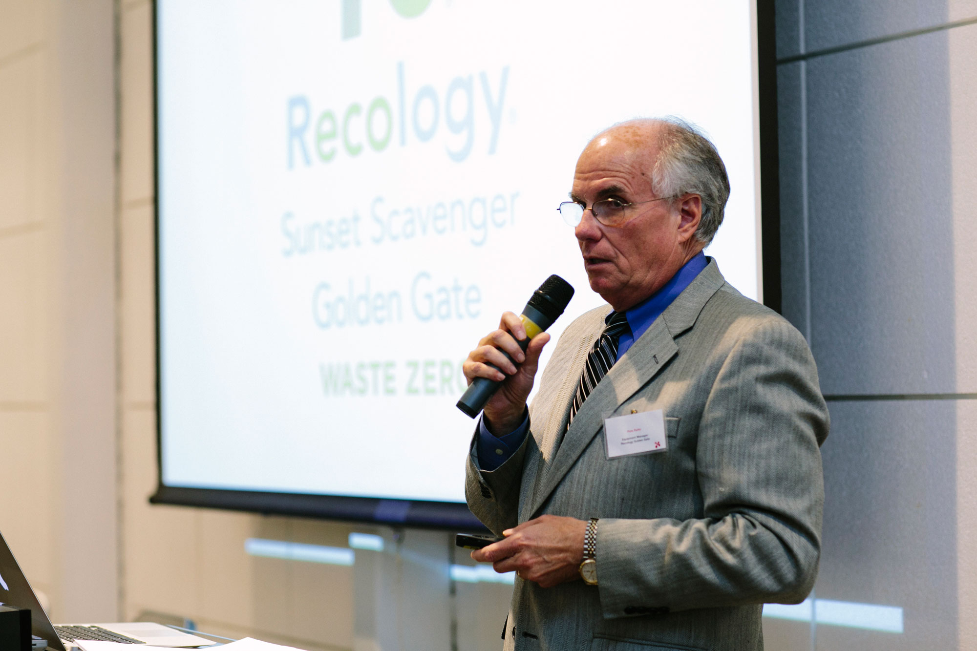 Peter Ratto- Recology SF