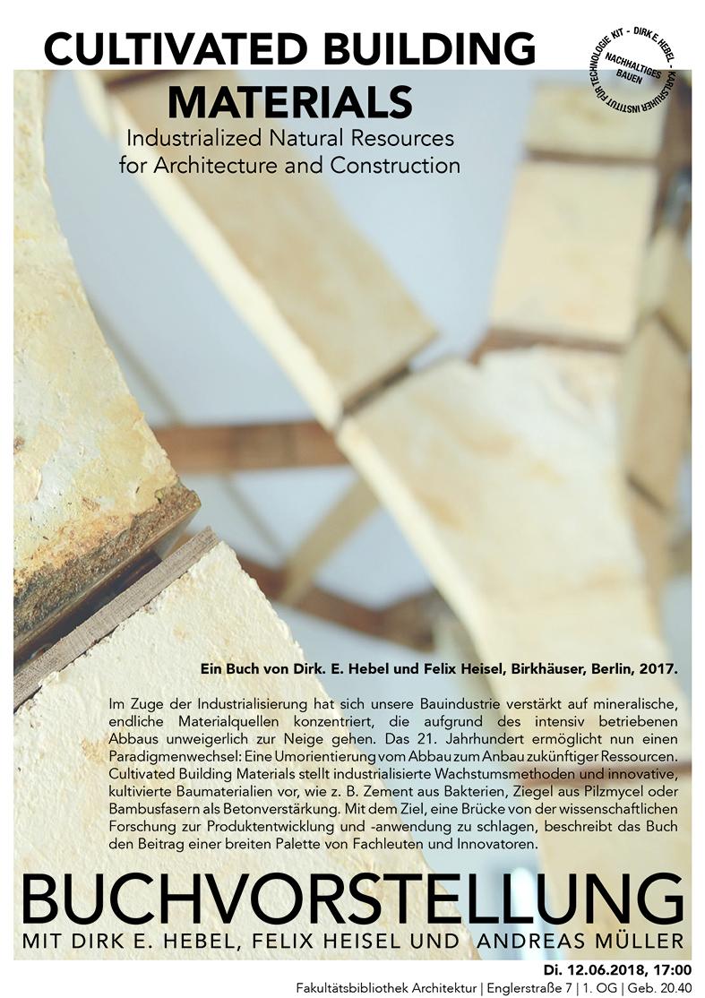 Fachgebiet Nachhaltiges Bauen / Sustainable Construction